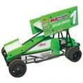 RJ Speed Outlaw Sprint 1/10 Oval Kit Less Electrics