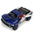 Losi 1/24 4WD Micro Brushless SCT RTR Blue
