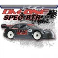 Ofna DM-1 Spec RTR Gray Body .28 PS