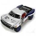 Losi 1/24 4WD Micro Brushless SCT RTR Silver
